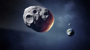 Διαστημικό σώμα από άλλο ηλιακό σύστημα, με «υπερβολική» τροχιά, πλησιάζει τη Γη