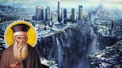 Άγιος Κοσμάς ο Αιτωλός: «Σεισμός παγκόσμιος θα γίνει, όλος ο κόσμος θα γίνει ένας κάμπος»