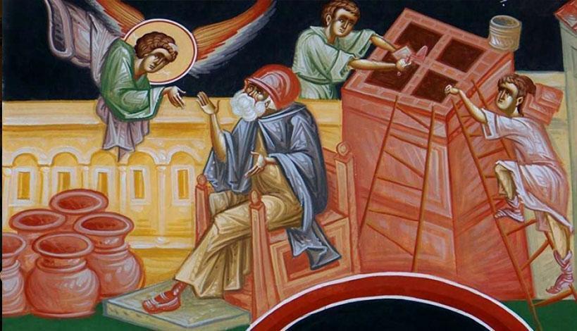 Δημήτριος Παναγόπουλος: Η παραβολή του άφρονα πλουσίου, Κυριακή Θ΄ Λουκά