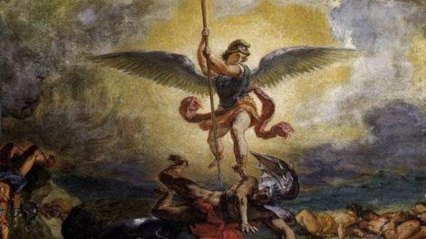 Ο διάβολος δεν θέλει να ακούει το ιερό όνομα του βαπτίσματος - Γέροντας Εφραίμ της Σκήτης του Αγίου Ανδρέα
