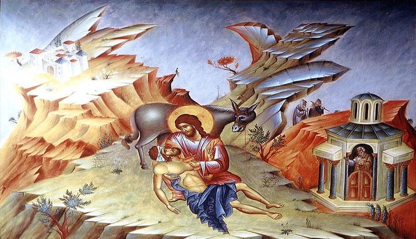 Κυριακή Η' Λουκά | Για την αγάπη προς τον πλησίον - Άγιος Ιγνάτιος Μπριαντσανίνωφ