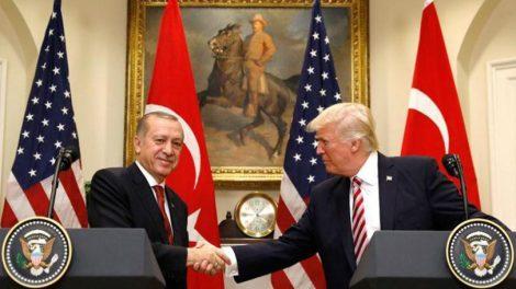 ΗΠΑ - Νέο δόγμα ασφάλειας: Εκτός η Τουρκία από το κείμενο της νέας στρατηγικής του Τραμπ