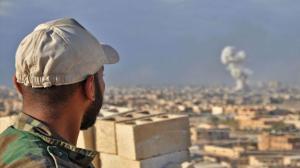 Η Μέση Ανατολή φλέγεται, ισραηλινά μαχητικά αεροσκάφη χτύπησαν συριακή στρατιωτική βάση