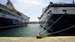 Απεργία της ΠΝΟ καθηλώνει τα πλοία στα λιμάνια