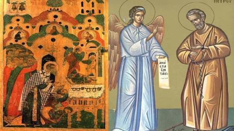 Σήμερα Τετάρτη 16 Ιανουαρίου 2019, η Εκκλησία ενθυμείτε την Προσκύνηση της Τιμίας Αλυσίδας του Αγίου και ενδόξου Αποστόλου Πέτρου.