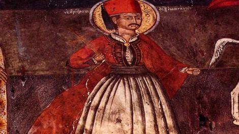 Ο Νεομάρτυρας Άγιος Γεώργιος ο Νέος εξ Ιωαννίνων
