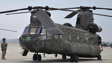 Τουρκικά μαχητικά παρεμπόδισαν το ελικόπτερο CH-47D του Π.Κουρουμπλή στην αναχώρηση του από Στρογγύλη