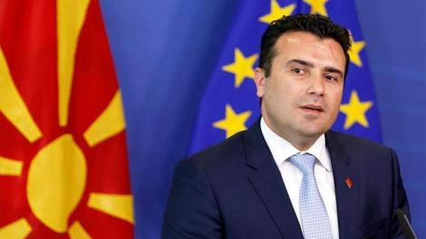 Με ύφος «νικητή» συνεχίζει να μιλά για «Μακεδονία» ο Ζόραν Ζάεφ