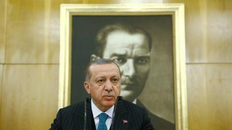 Καθημερινά κλιμακώνεται η κρίση με την Τουρκία
