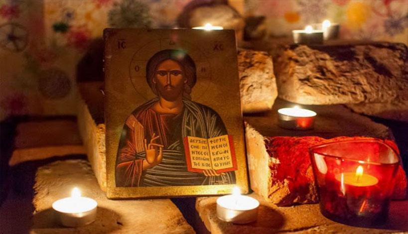 Όσιος Εφραίμ ο Σύρος - Προσευχή πριν τον ύπνο