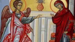 Αρχ. Ιερόθεος Λουμουσιώτης: Ο Ευαγγελισμός της Θεοτόκου