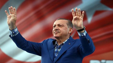 Άλλα δύο πολεμικά μέτωπα ανοίγει ο Ερντογάν