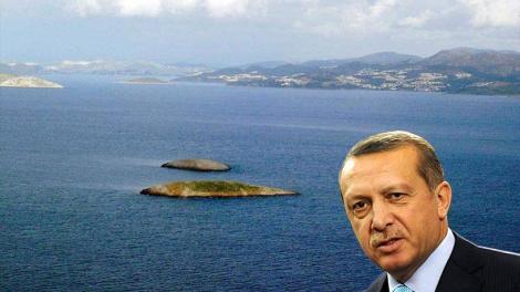 Τουρκία: Τα Ίμια είναι τουρκικό έδαφος