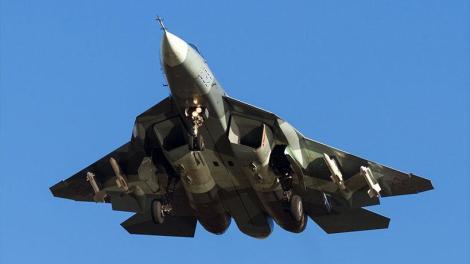 Συρία: Επιχειρούν τα Ρωσικά stealth Su-57