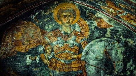Σήμερα εορτάζει ο Άγιος Γεώργιος ο Μεγαλομάρτυρας και Τροπαιοφόρος