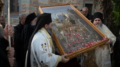 Γέρων Αρσένιος ο Γρηγοριάτης, ο μοναχός που έβλεπε την Παναγία