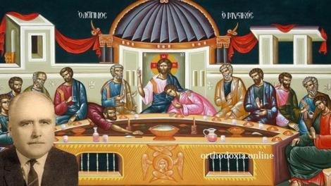Δημήτριος Παναγόπουλος: Η Αγία και Μεγάλη Πέμπτη