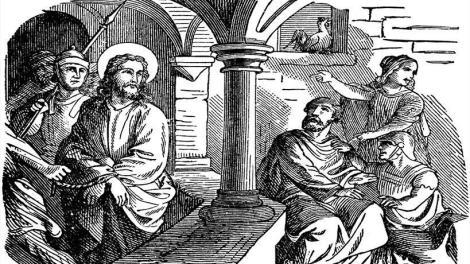 Γιατί ο Πέτρος αρνήθηκε τον Χριστό Γ'