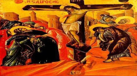Άγιος Νικόλαος Βελιμίροβιτς: Οι επτά λόγοι του Χριστού επί του ΣταυρούΆγιος Νικόλαος Βελιμίροβιτς: Οι επτά λόγοι του Χριστού επί του Σταυρού