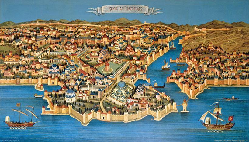 11 Μαΐου: Ανάμνηση των εγκαινίων της Κωνσταντινούπολης | Ελλάδα