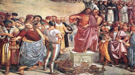Χριστόφιλος ή Χριστομάχος; - Ή του Θεού ή του σατανά