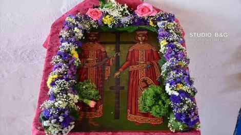 Τους Αγίους Κωνσταντίνο και Ελένη τίμησαν οι οικοδόμοι στο Ναύπλιο | Άγιοι Κωνσταντίνος και Ελένη | Ορθοδοξία | orthodoxiaonline |  |  Άγιοι Κωνσταντίνος και Ελένη |  Άγιοι Κωνσταντίνος και Ελένη | Ορθοδοξία | orthodoxiaonline