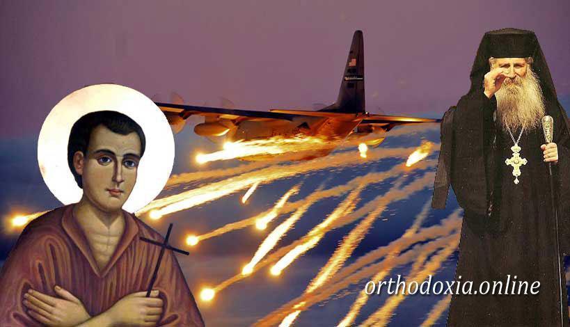 Άγιος Ιωάννης ο Ρώσος : «Πρέπει να γίνει πόλεμος!!!», είπε στον άγιο Ιάκωβο Τσαλίκη