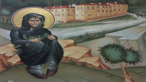 Οσία Σοφία η εν Κλεισούρα ασκήσασα: Όταν η Παναγία εγχείρησε την αγία