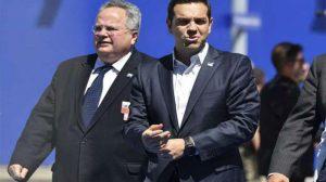 Σκοπιανά ΜΜΕ για παραίτηση Κοτζιά: «Η Ελλάδα ένα βήμα πριν τις πρόωρες εκλογές»