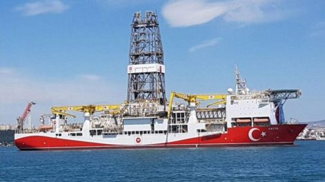 Ξεκινά γεωτρήσεις στη Μεσόγειο ο «Πορθητής»