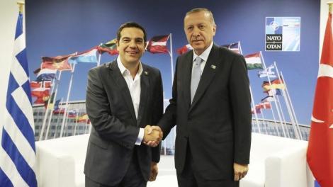Ερντογάν - Τσίπρας - Η ανοιχτή ατζέντα της συνάντησης - Κώστας Υφαντής
