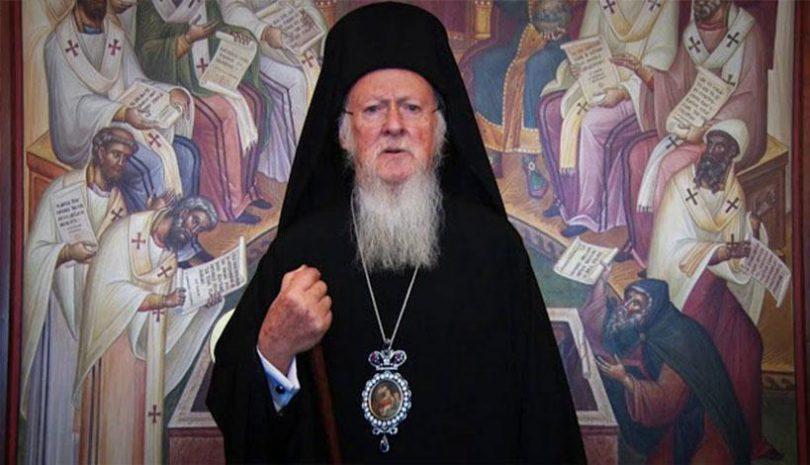 Στο Σαράι ο Οικουμενικός Πατριάρχης Βαρθολομαίος (ΒΙΝΤΕΟ)