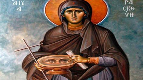 Λάμπρος Σκόντζος: Αγία Παρασκευή - Η ηρωική παρθενομάρτυς της αρχαίας ΕκκλησίαςΛάμπρος Σκόντζος: Αγία Παρασκευή - Η ηρωική παρθενομάρτυς της αρχαίας Εκκλησίας