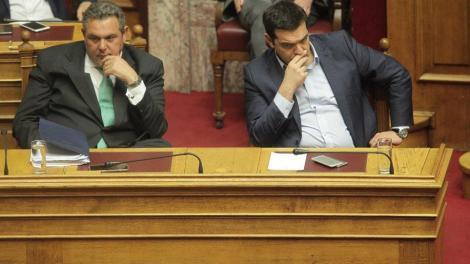Θα ζητήσω ψήφο εμπιστοσύνης από τη Βουλή δήλωσε ο Αλέξης Τσίπρας