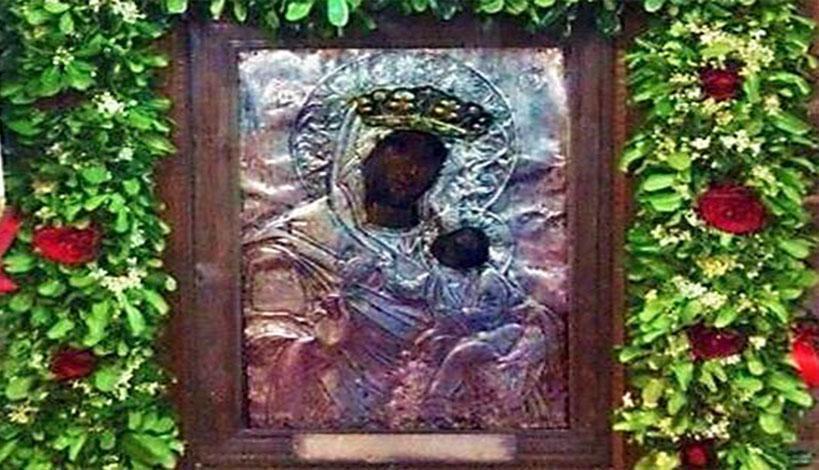 Η Παναγία Κασσιωπία ξαναδίνει την όραση στον νεαρό Στέφανο που κατηγορήθηκε άδικα