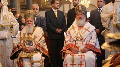 Για κλιμάκωση της κατάστασης με ευθύνη Φαναρίου μιλά το Πατριαρχείο Μόσχας