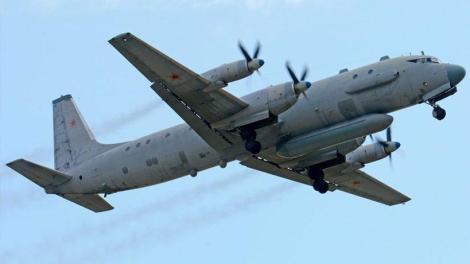 Εξαφανίστηκε ρωσικό κατασκοπευτικό αεροσκάφος στη Συρία
