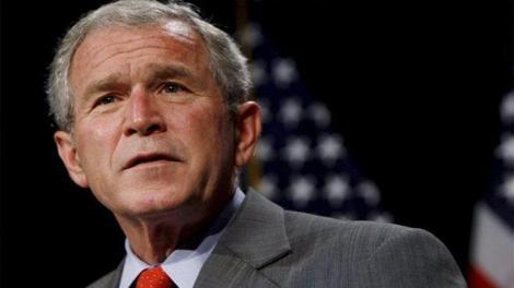 Δημοψήφισμα στα Σκόπια: Παρέμβαση και από τον Τζορτζ Μπους, με επιστολή στους πολίτες της ΠΓΔΜ