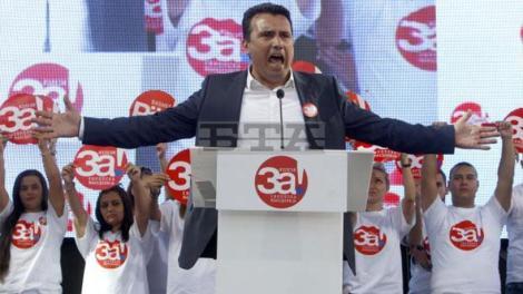 Με νέα του δήλωση ο Ζόραν Ζάεφ επιβεβαιώνει την οδό της διγλωσσίας που έχει χαράξει