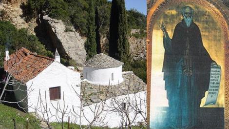 Άγιον Όρος: Όσιος Ιερόθεος Ιβηρίτης – Μνήμη 13 Σεπτεμβρίου