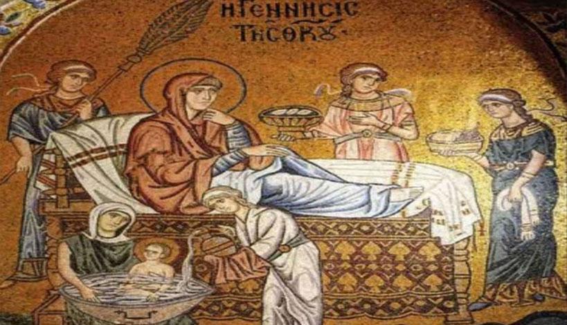 Η Προσευχή της Αγίας Άννης και η ευχή στην Αγία Άννα υπέρ τεκνοποιίας