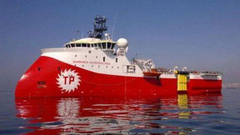 Η Τουρκία προκαλεί με έρευνες του Barbaros στην κυπριακή ΑΟΖ