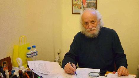 π. Δημήτριος Λυμπερόπουλος: Άνθρωποι επιθετικοί, μνησίκακοι, εριστικοί, φιλοπόλεμοι, πώς να δεχθούν τον Άρχοντα της ειρήνης;