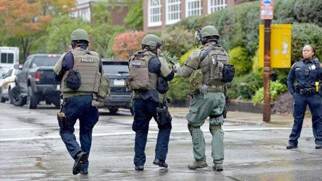 ΗΠΑ: Μακελειό σε συναγωγή στην Πενσυλβάνια