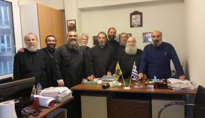 Ιερός σύνδεΙερός Σύνδεσμος Κληρικών Ελλάδος : Οι κληρικοί δεν εκβιάζουν κανένα και ποτέ