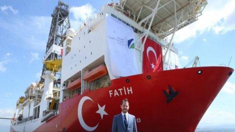 Σε επιφυλακή οι Ε.Δ καθώς η Τουρκία ξεκινάει γεωτρήσεις σε 20 ημέρες