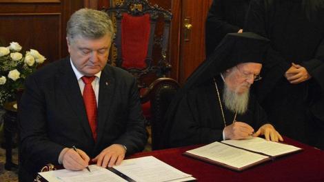 Ιωάννης Παναγιωτόπουλος : Η Ορθόδοξη Εκκλησία της Ουκρανίας είναι Αυτοκέφαλη