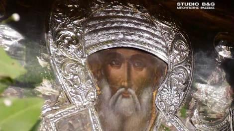 Άγιος Παΐσιος: «Κάντε υπομονή, ο Άγιος Σπυρίδων θα μας φέρει ψάρια»
