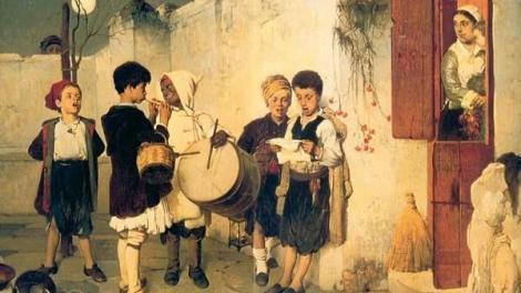 Τα έθιμα των Χριστουγέννων σε Πελοπόννησο και Αιτωλοακαρνανία