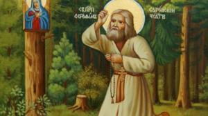 Ο Άγιος Σεραφείμ του Σαρώφ κατά την επιδημία της χολέρας